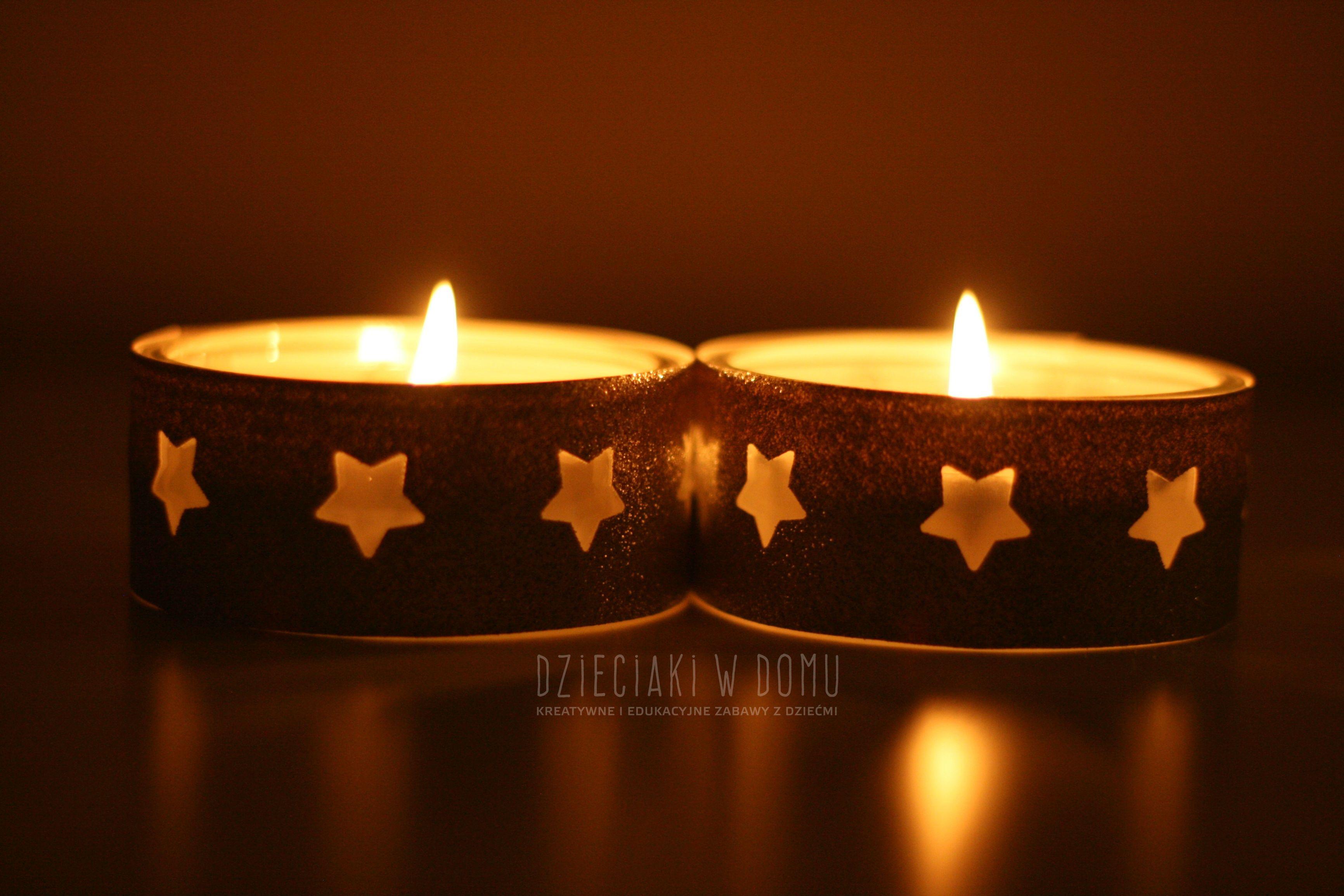 کاردستی ساخت شمع