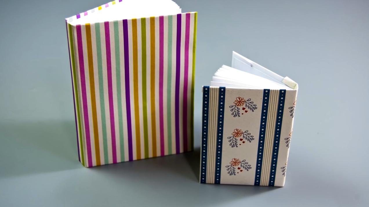 ویدئو کاردستی کتاب با مقوا برای کودکان پیش دبستانی 1