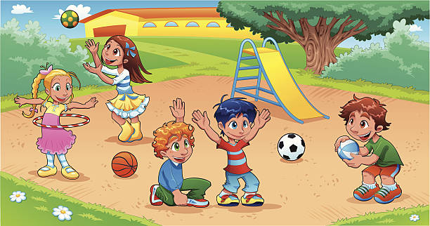 شعر کودک درباره بازی