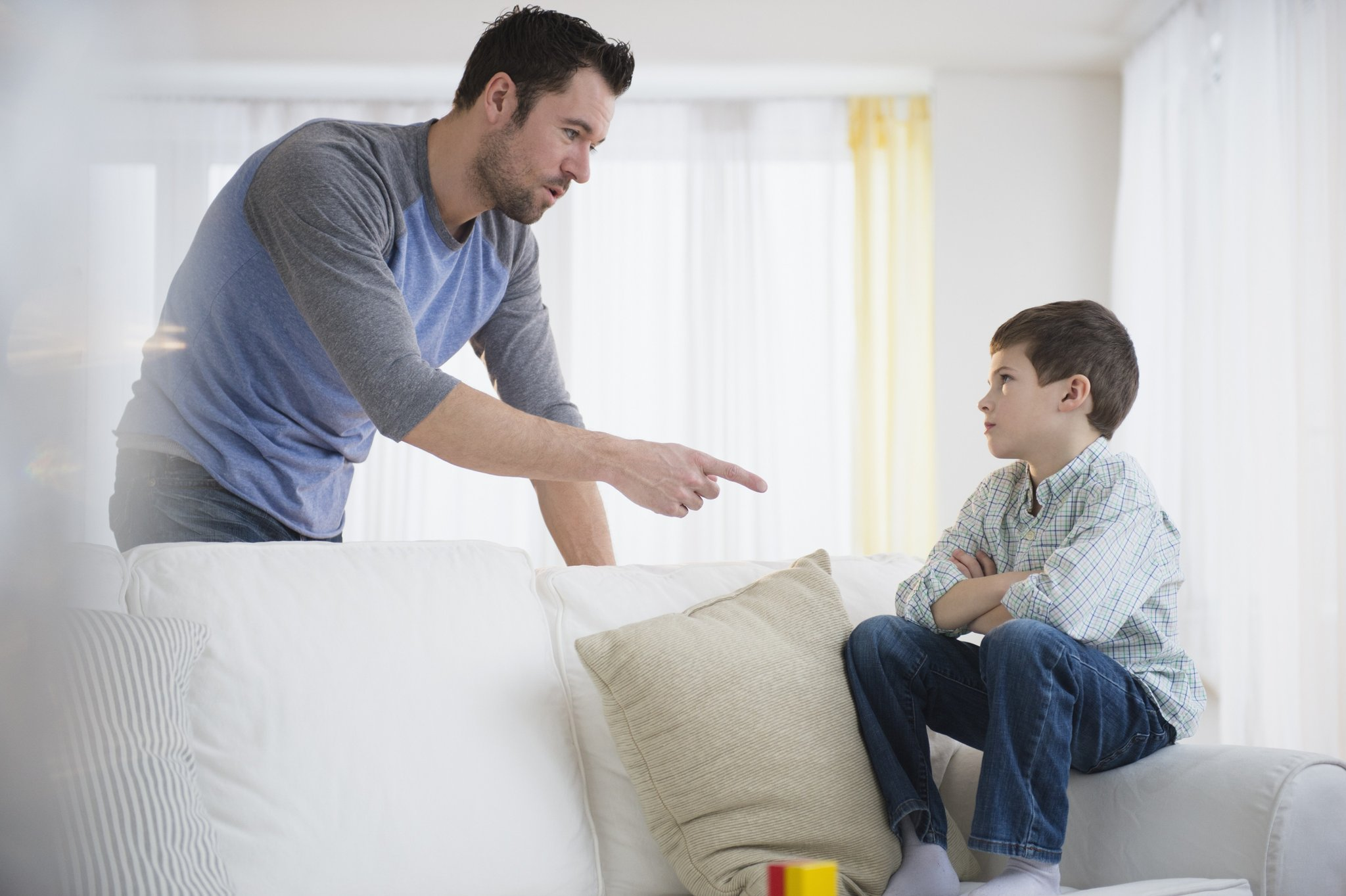 کاردستی بچه 5 ساله 5 اشتباه رایج در تربیت کودکان