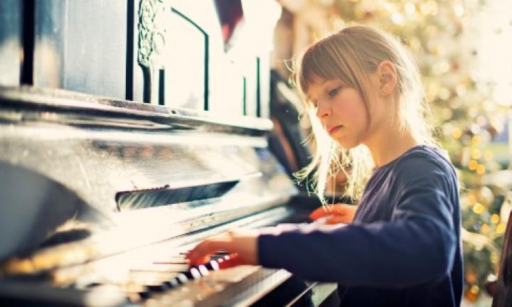 کودکان با استعداد ذاتی موسیقیایی