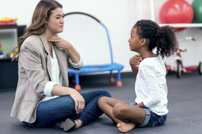 بازی های گفتار درمانی در کودکان
