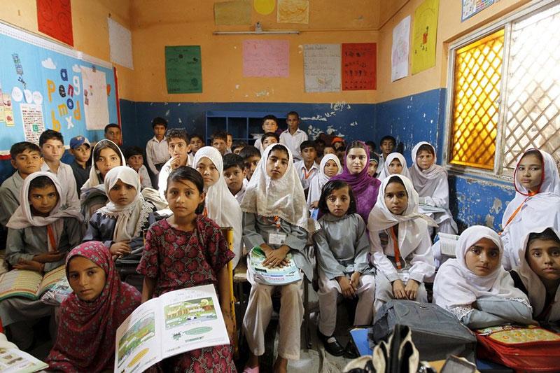 کلاس درس پاکستان