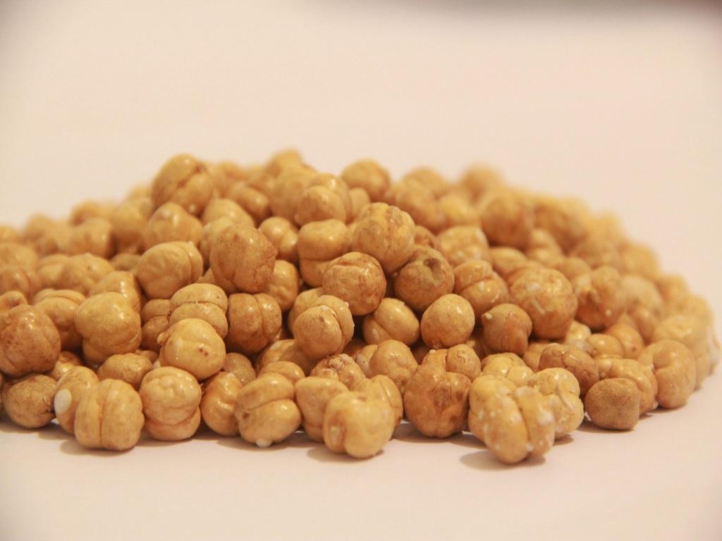 7. نخودچی - منبع پروتئین گیاهی