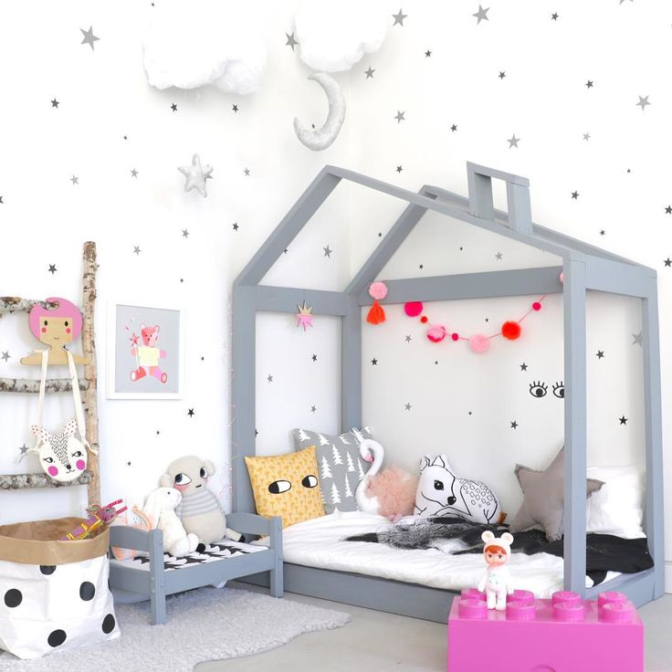 Decorating Ideas For Girl Bedroom