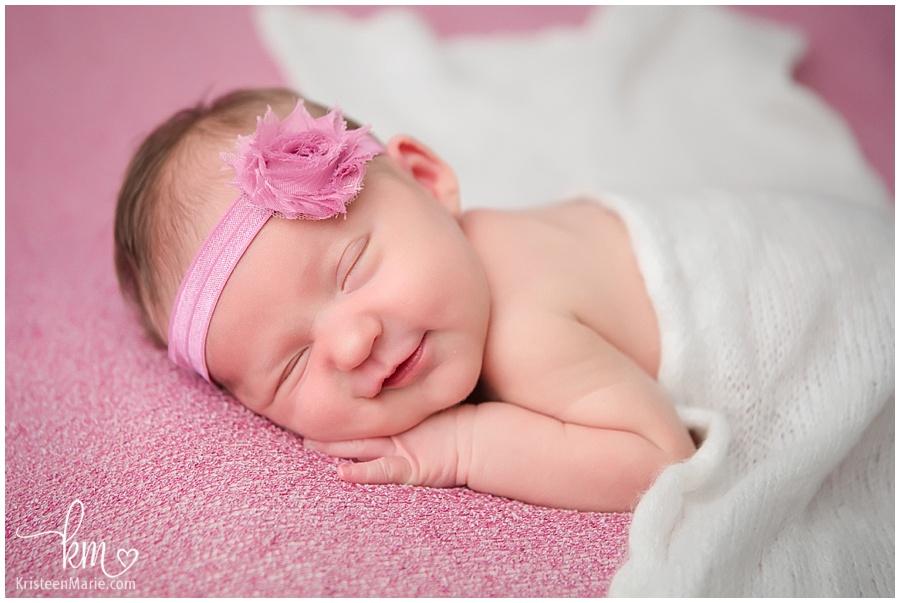 ایده عکاسی از نوزادان