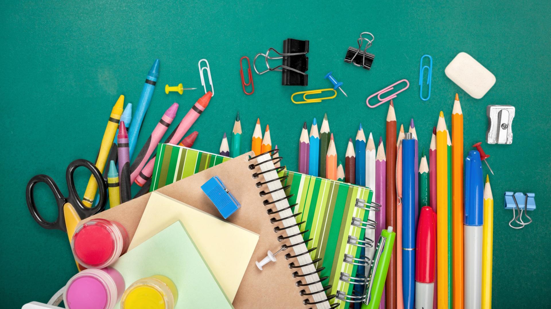 انتخاب مدرسه مداد و دفتر