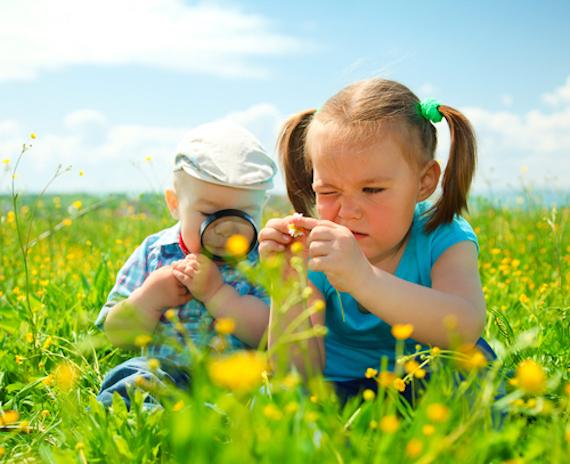 تقویت خلاقیت در کودکان