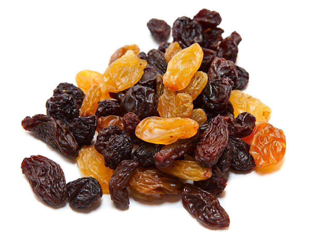 6. کشمش- منبع پروتئین گیاهی