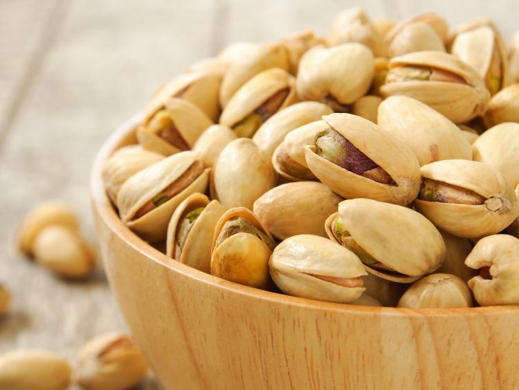 پسته منبع بی نظیر پروتئین گیاهی