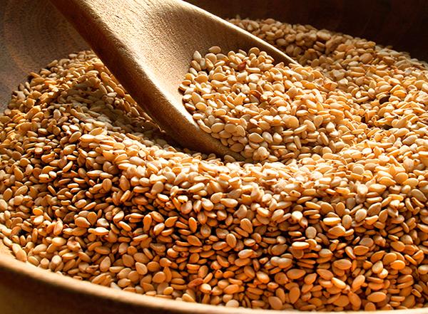 10.کنجد - منبع پروتئین گیاهی