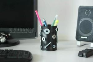 ساخت کاردستی ساخت جا مدادی