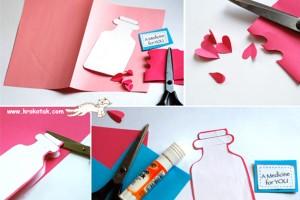 کاردستی ساخت کادو برای دوستان