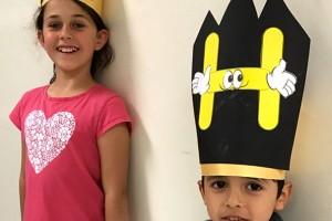 کاردستی ساخت کلاه با کاغذ رنگی مشکی