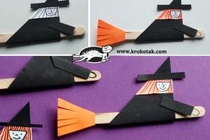 کاردستی کودک: جادوگر پرنده
