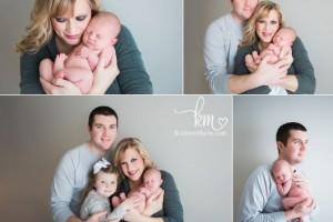 28 ایده عکاسی از نوزاد در آتلیه به همراه خواهر، مادر و پدر
