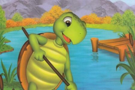 لاکپشت-سبز