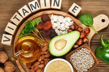 ویتامین e منابع و مزایای ویتامین e