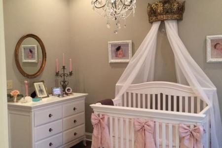 دکور اتاق نوزاد و کودک - 21 ایده تصویری