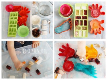 کاردستی ساخت خوراکی بصورت یخ بستنی