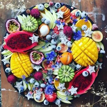 طبخ و تزئین غذاهای گیاهی بدون گوشت - 99 ایده تصویری
