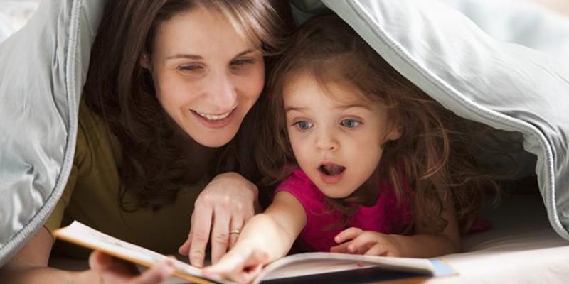 اهمیت قصه گویی برای کودکان