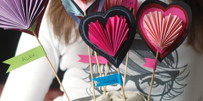 ساخت کاردستی گل با کاغذ رنگی برای هدیه
