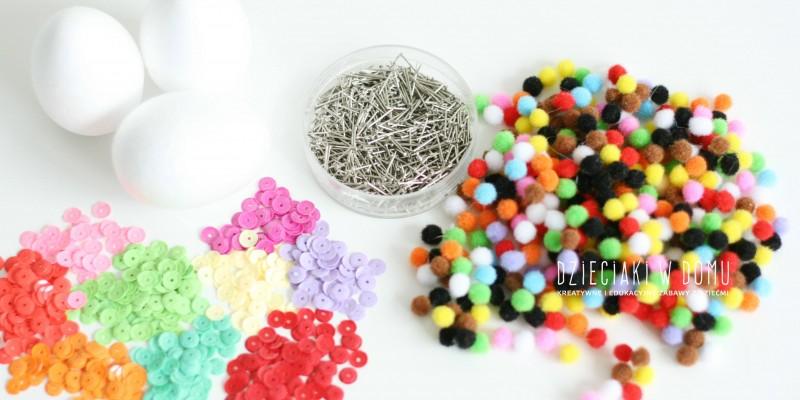 کاردستی ساخت تخم پرنده رنگی