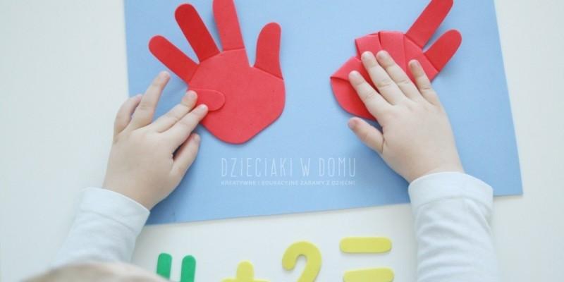 کاردستی کودک: بازی و ریاضی
