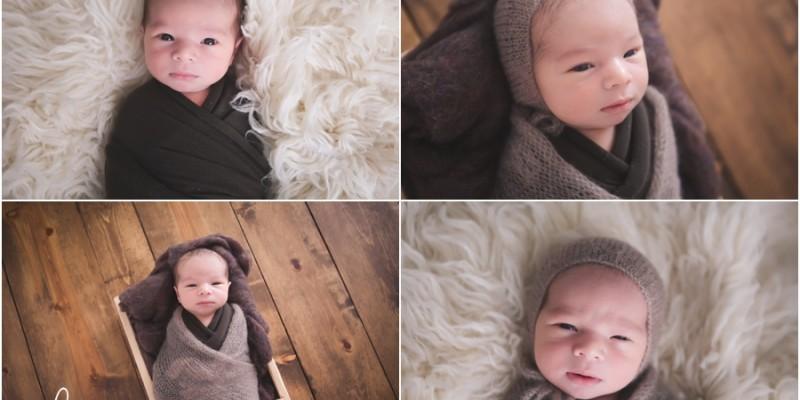 22 ایده عکاسی از نوزاد در آتلیه به همراه پدر و مادر