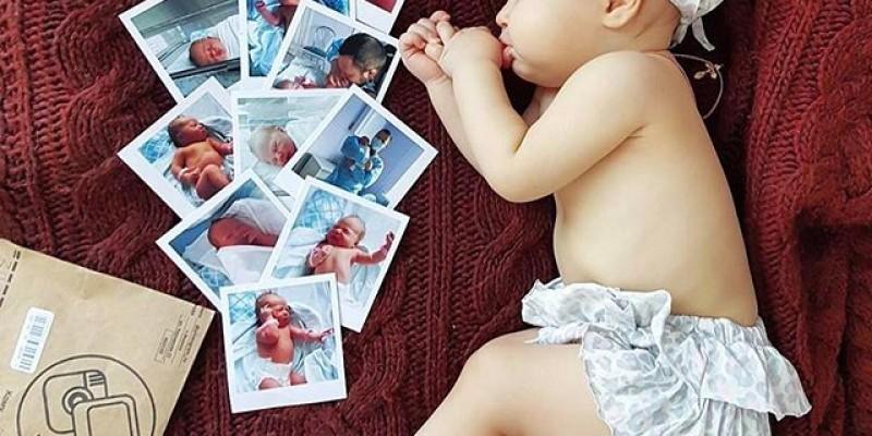 ژست عکس کودک نوزاد در منزل - 88 ایده تصویری