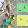 بازی و کاردستی برای کودکان خردسال: شناخت رنگ ها