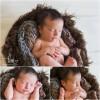 50 ایده عکاسی از نوزاد در منزل و آتلیه